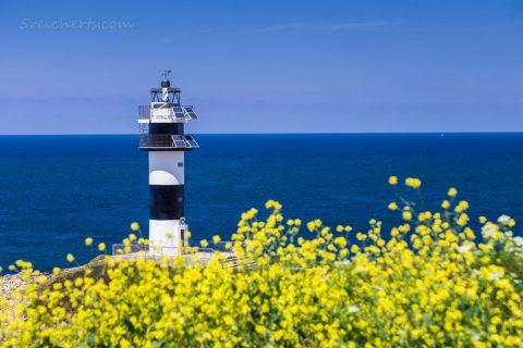 Illa Pancha, Galicien, Spanien