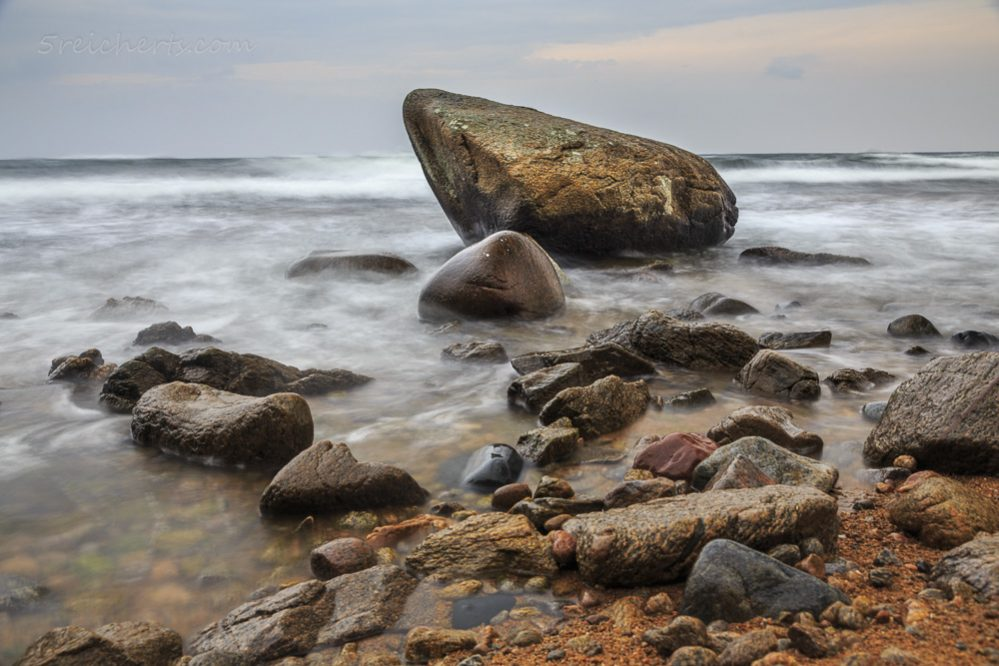 Felsen an der Küste, Bornholm
