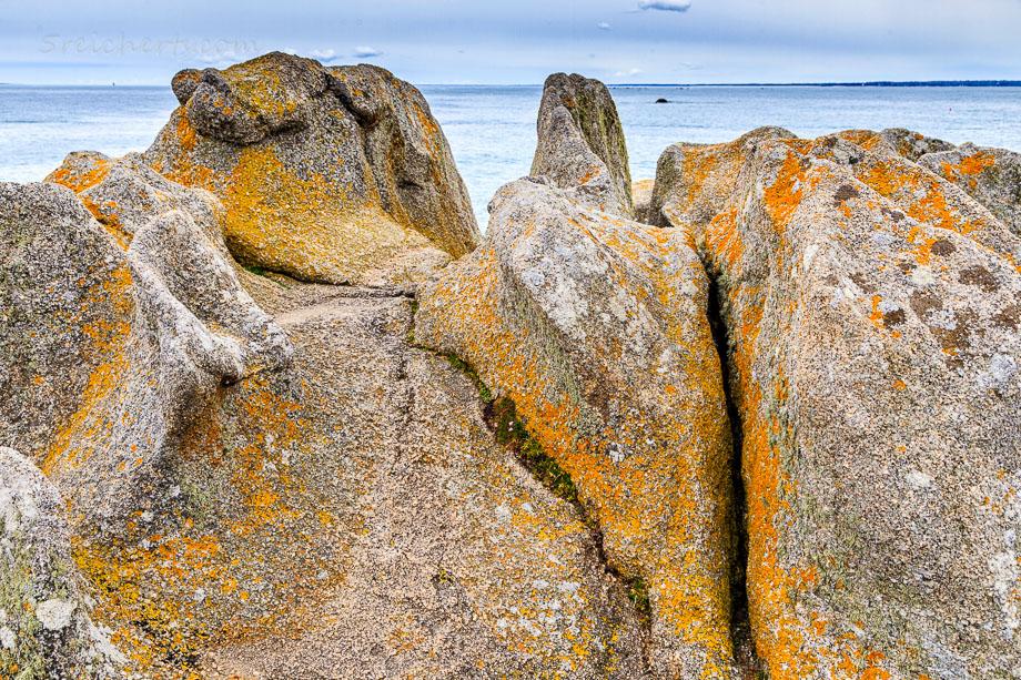 Felsenküste, Trevignon