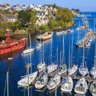 Douarnenez, Bretagne