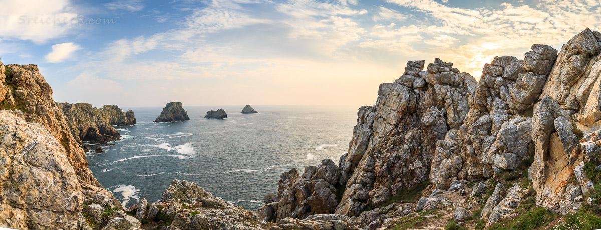 Pointe de Pen Hir, Bretagne