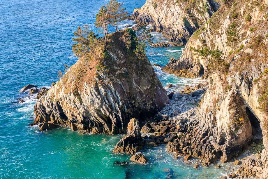 Inselchen, Ile Vierge, Bretagne