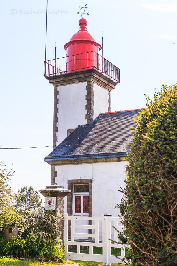 Leuchtturm von Kador, Bretagne
