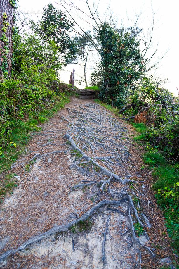 Wanderpfad, Morgat, Bretagne