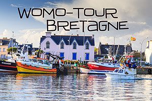 Wohnmobil Tour Bretagne