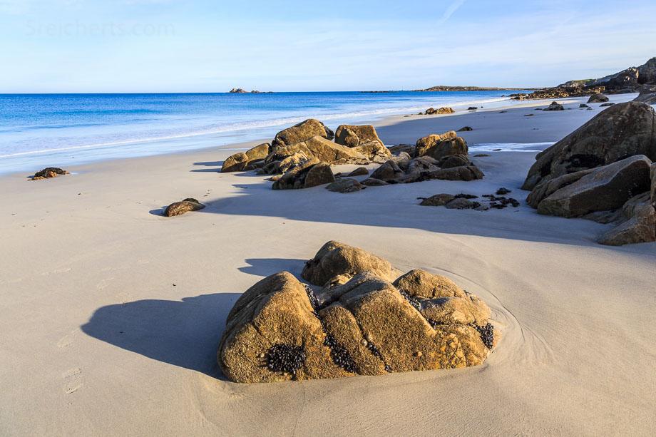 Strand bei Trezien