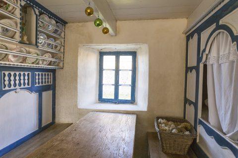 Im Eco Museum, Ouessant, Bretagne
