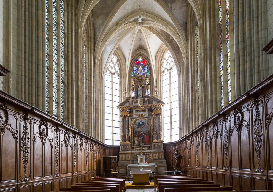 Abteikirche Sainte-Trinité
