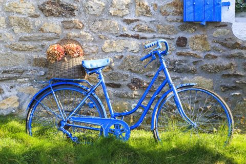 Das blaue Fahrrad, Ouessant