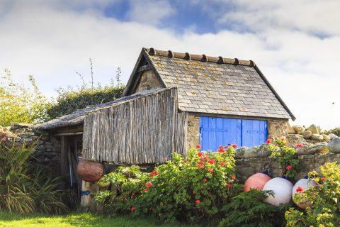 Garten, Ouessant, Bretagne