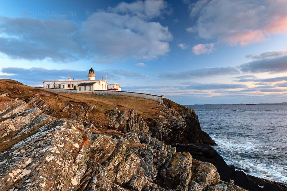 Bressay Lighthouse, Shetland
