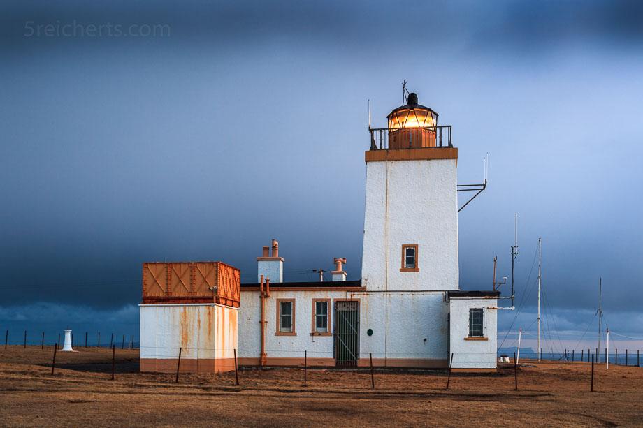 Leuchtturm von Eshaness, Shetland