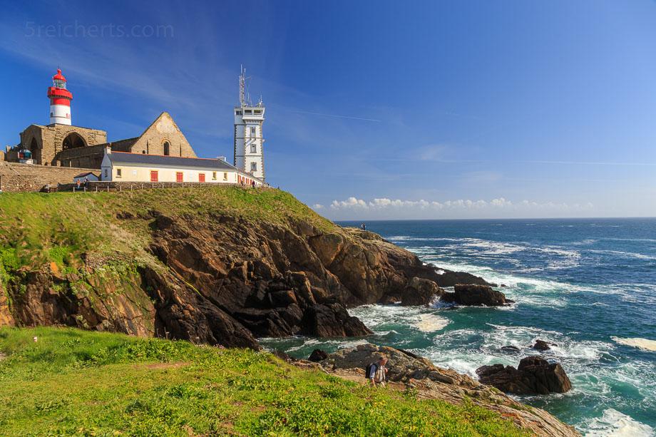 Leuchtturm Saint Mathieu, Bretagne