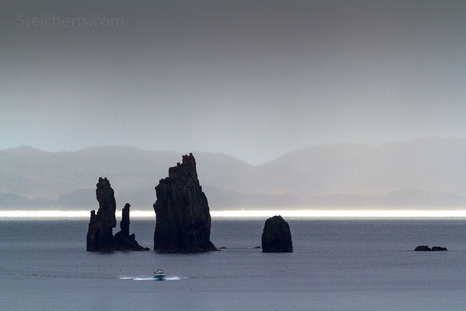 The Drongs, Eshaness, Shetland