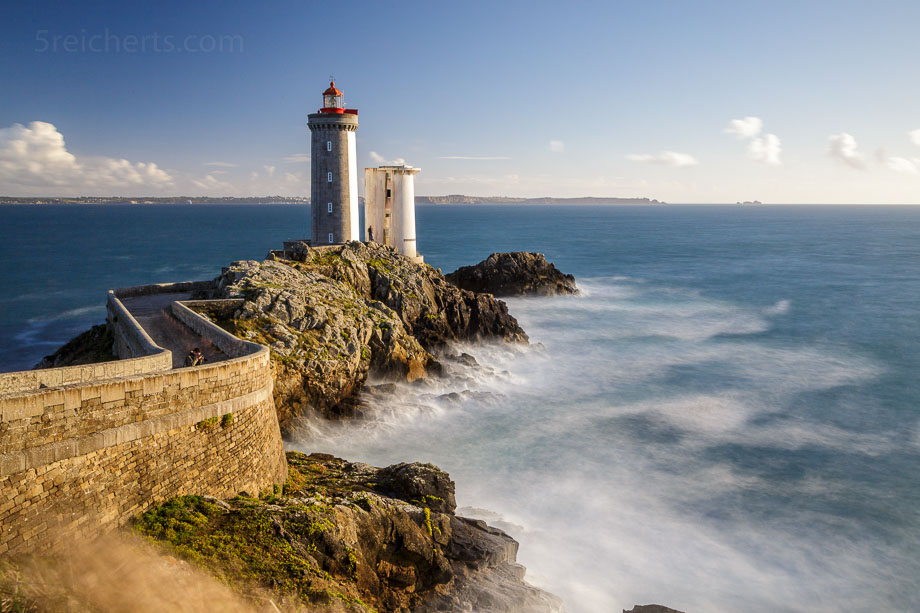 Petit Minou, Bretagne, Frankreich