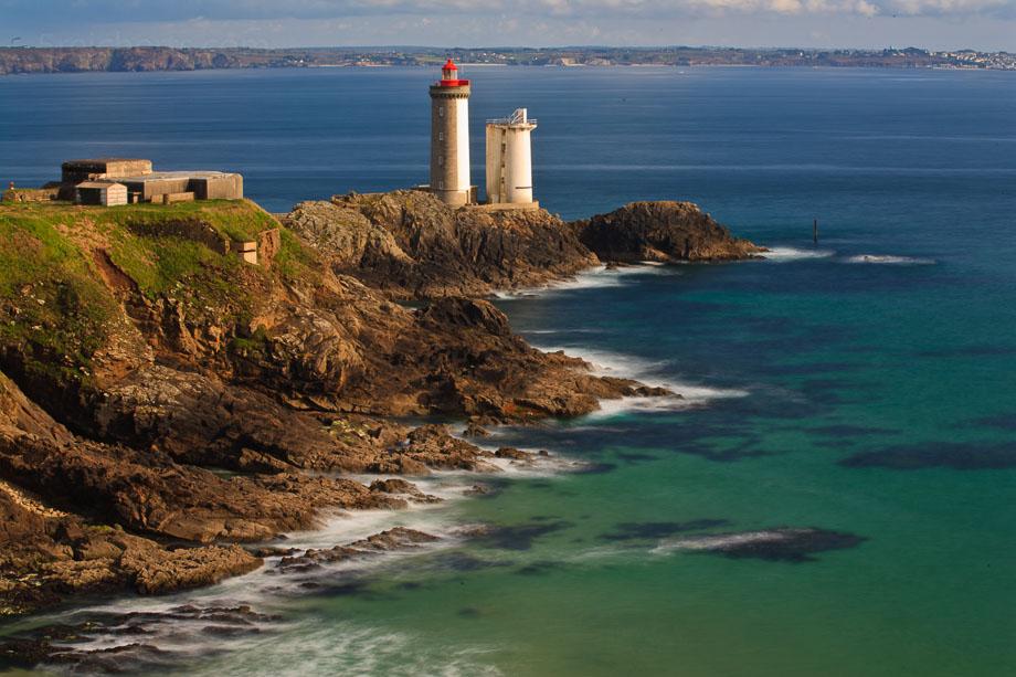 Phare de Petit-Minou, Bretagne
