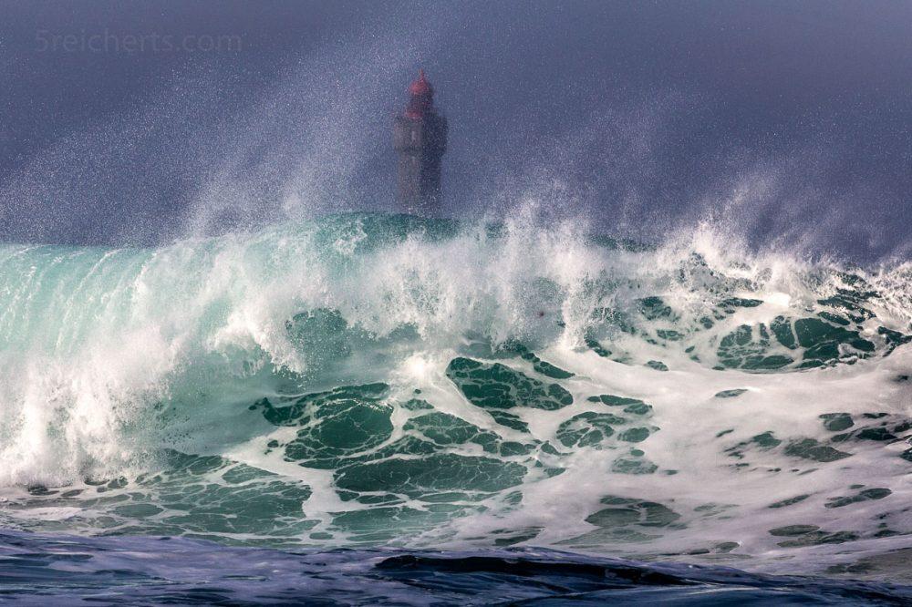 Phare de la Jument, Île d'Ouessant, Bretagne