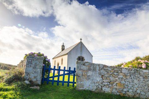 Kapelle, Ouessant, Bretagne