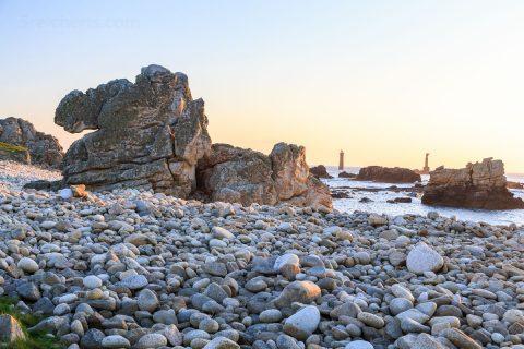 Felsen, Pern, Ouessant, Bretagne