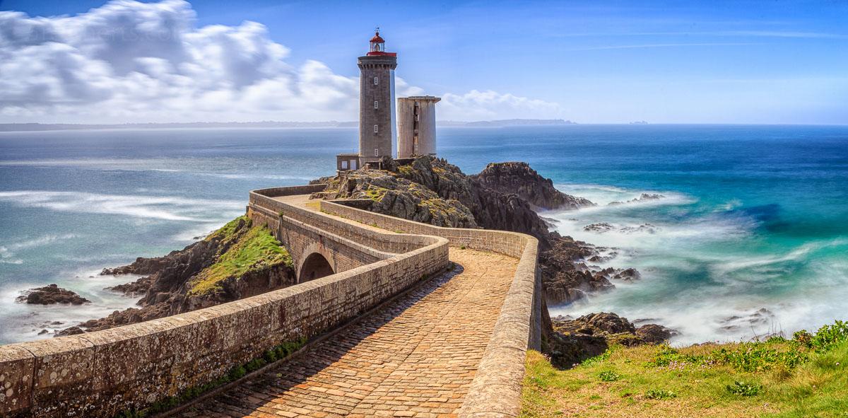 Phare Petit Minou, Bretagne