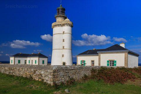 Leuchtturm Stiff, Ouessant, Bretagne
