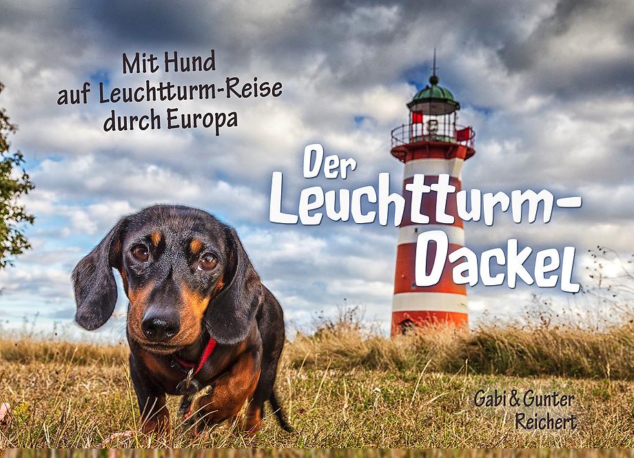 Der Leuchtturm Dackel - Buch Cover 1