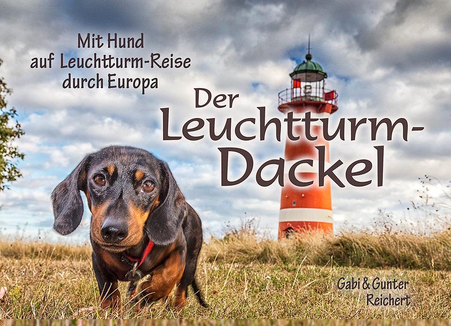 Der Leuchtturm Dackel - Buch Cover 3