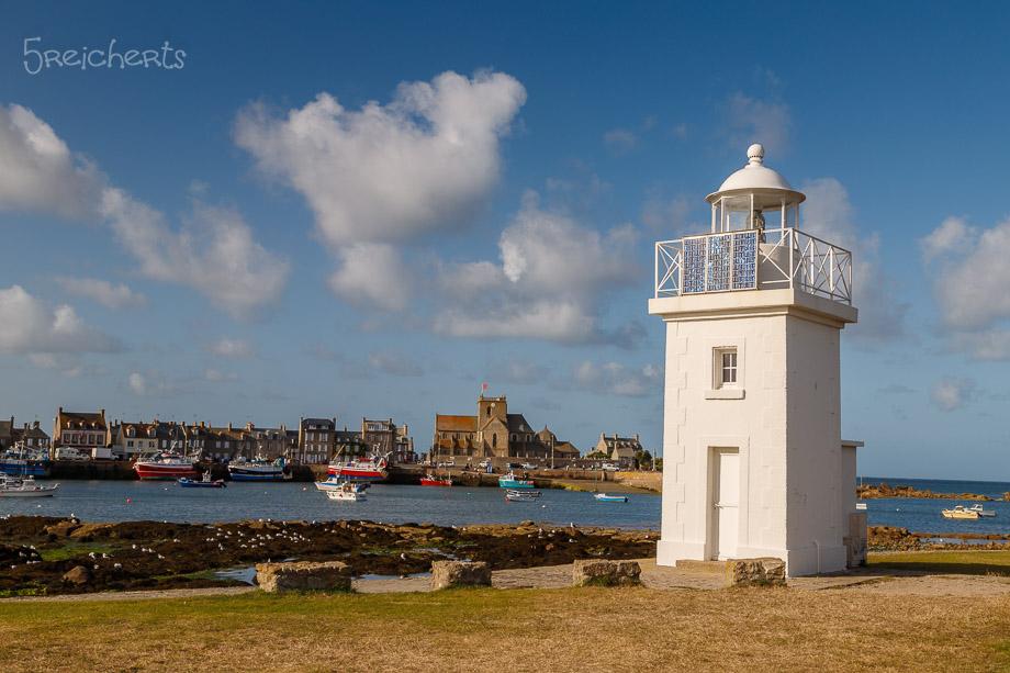 Hafenleuchtturm von Barfleur