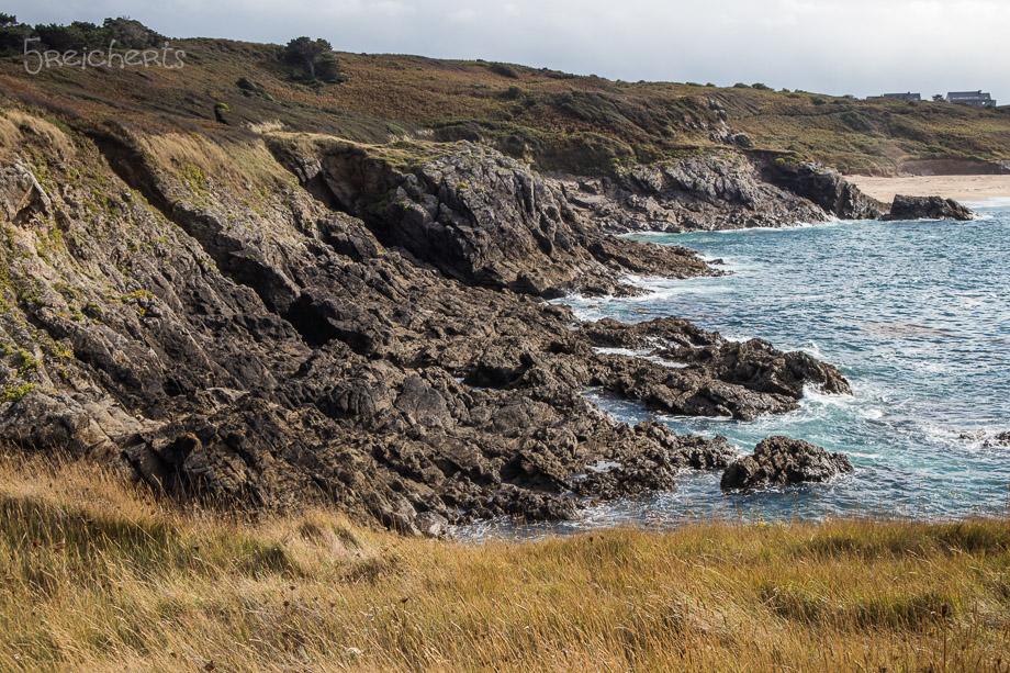 Felsenküste Point du Groin