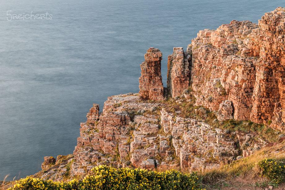Felsenküste am Cap Fréhel