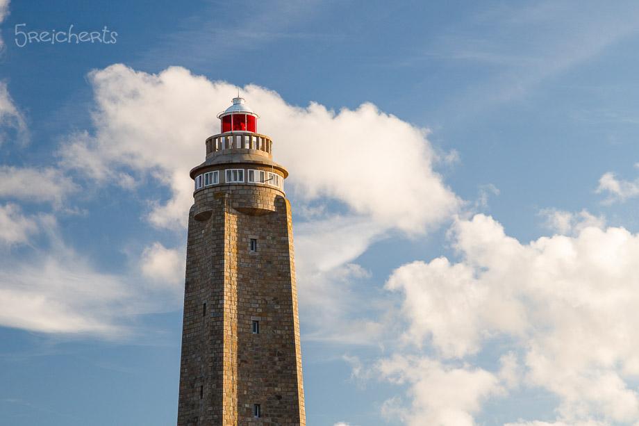 Der Leuchtturm am Cap Levi
