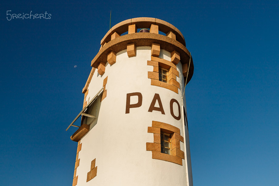 Der Leuchtturm Paon, Brehat