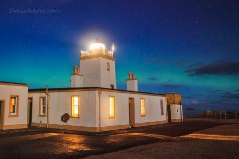 Eshaness Leuchtturm, Shetland