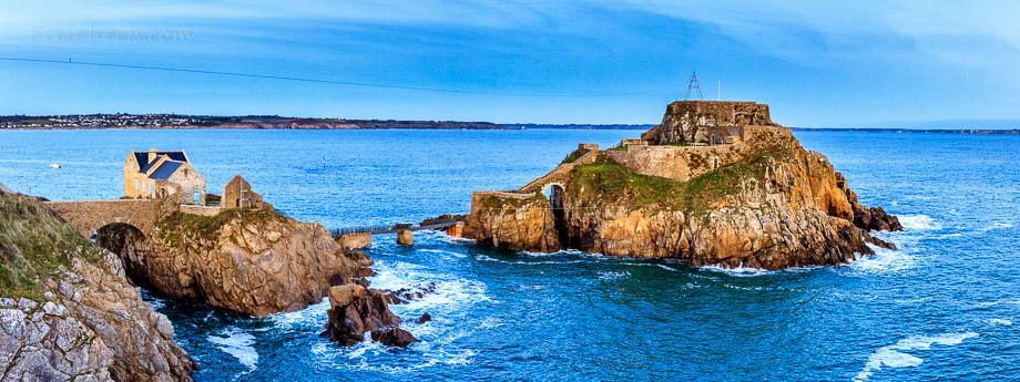 Fort Bertheaume, Bretagne