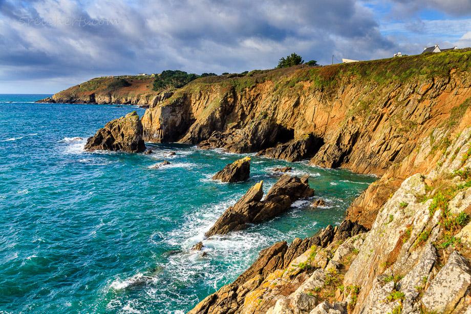 Bertheaume, Bretagne