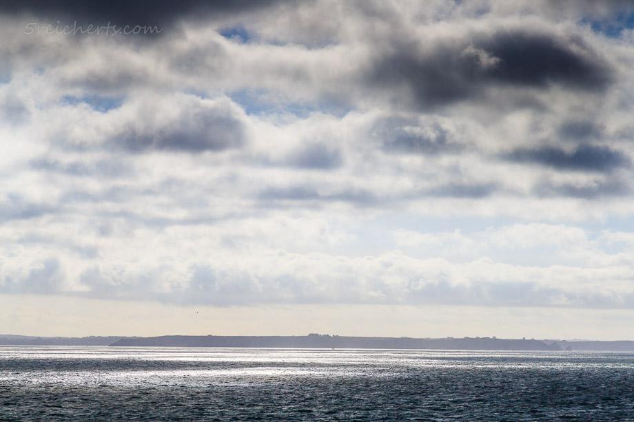 Licht über dem Meer, Bretagne