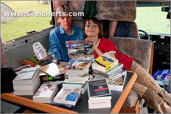 Shopping English Books