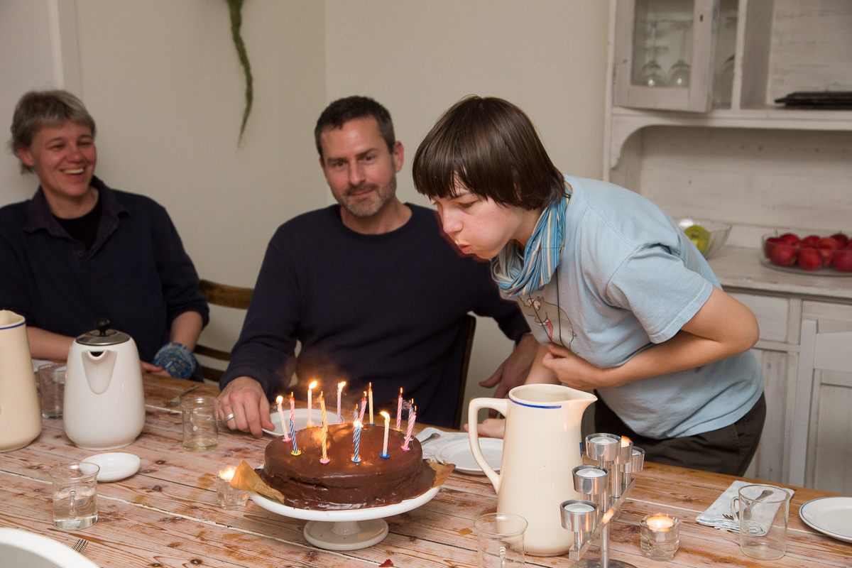 Amy's Geburtstag auf Litloy