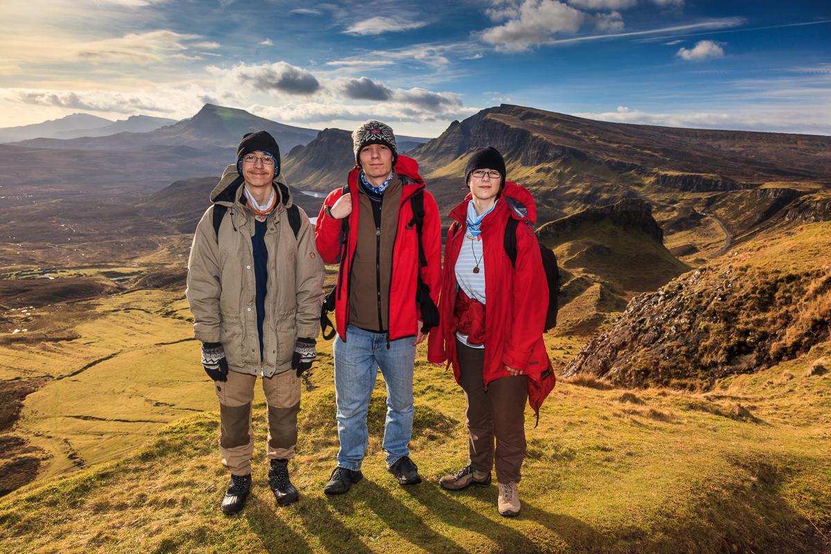 Quiraing, Trotternish Ridge Isle of Skye