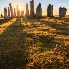 Calanish Standing Stones, Isle of Lewis