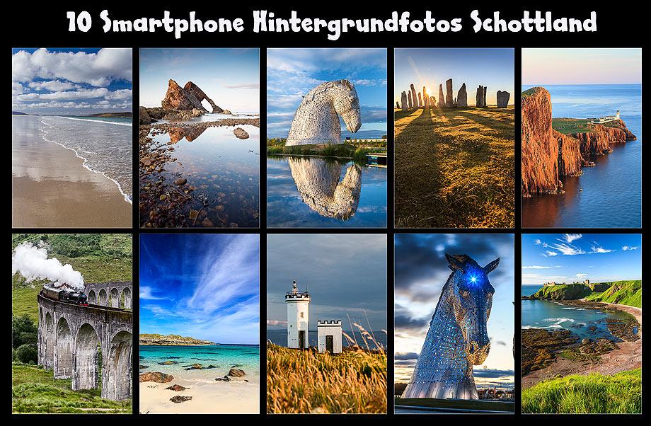 Smartphone Hintergrundfotos Schottland