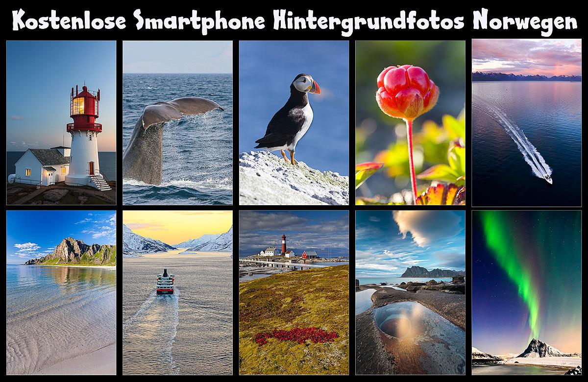 kostenlose Smartphone-Fotos Norwegen
