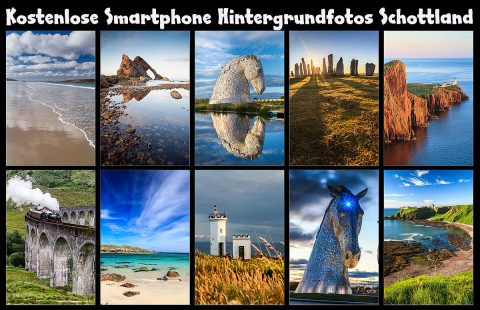 Kostenlose Smartphone-Hintergrundfotos von Schottland