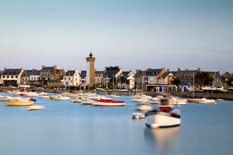 Roscoff, Bretagne, Frankreich