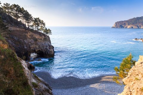 Ile Vierge, Bretagne