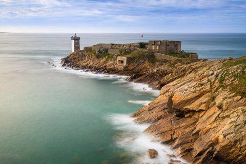 Phare de Kermovan, Bretagne