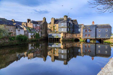 Landerneau, Bretagne
