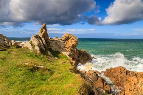 Le Diben, Bretagne