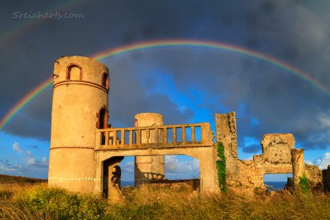 Ruine der Villa von Saint-Pol-Roux