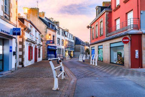 Guilvinec, Bretagne